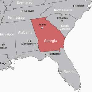 Georgia service location